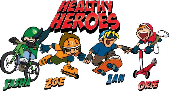 Healthy Heroes | Sarah Bush Lincoln Health System