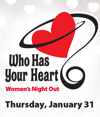 Who Has Your Heart - Women's Event