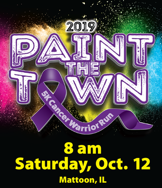 2019 Paint the Town 5K