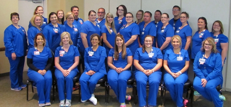 Sbl Nurse Residency Program Begins Sarah Bush Lincoln Health System