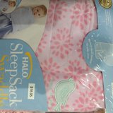 HALO Sleep Sack for Girls