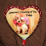 """Thinking of You"" Mylar Balloon"